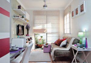 sala-apartamento-pequeno-decorado