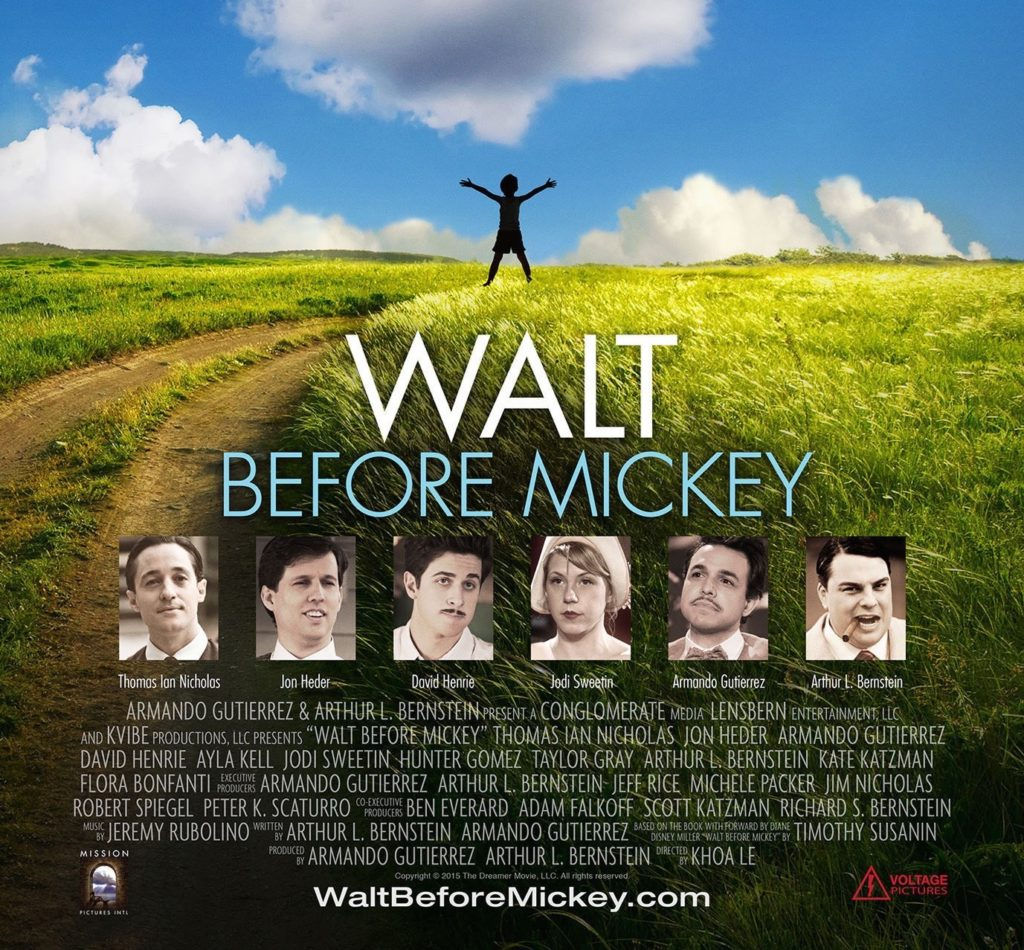Walt: a vida antes de do Mickey