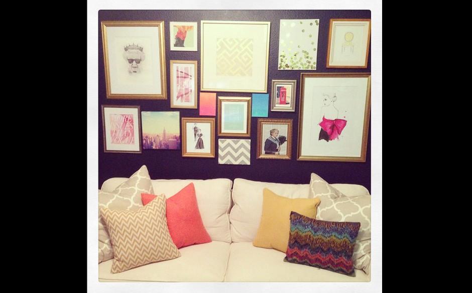 quadros decorado